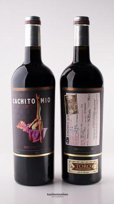 CACHITO MIO 2011 CASA MAGUILA  wine of spain / vino