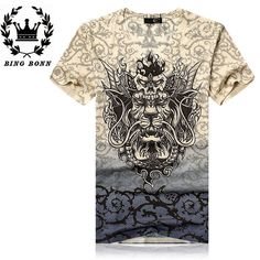 02c4b9329 Find More T-Shirts Information about 2015 BingBonn Casual Men T Shirts  Short Sleeve Length