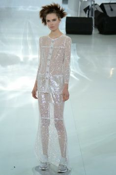 Mis Queridas Fashionistas: CHANEL SPRING-SUMMER 2014 PARIS HAUTE COUTURE FASHION WEEK
