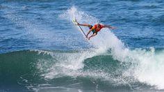 Sebastien Ziets wins the Reef Hawaiian Pro