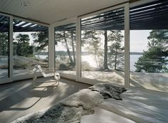 Beautiful Houses: Archipelago House in Stockholm #limitlessepiphanies #0epiphanies0