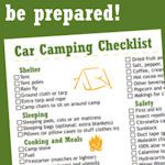 35+ Camping Tips and Tricks, from making your own fire logs and lanterns to how best to store stuff, recipes for cooking, etc! (This site is awesome for everything...It's like Pinterest without the pins. lol)