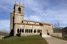 Rebolledo de la Torre (Burgos) en la comarca de Amaya-Camino de Santiago. Foto propiedad de ADECO CAMINO (www.adecocamino.es) Os invitamos a visitar: http://revista.destinorural.com/pdf/DR06/10-14amaya.pdf www.europaromanica.es www.turismohumano.com