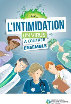 intimidation (bullying, santé, médical, résidents, hôpitaux, Québec, 2016)