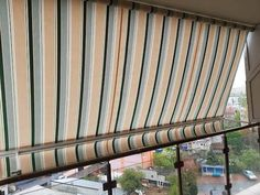 Copertina Retractabila Balcon Terasa Verticala - Extensibila 50 cm Roman Shades, Curtains, Home Decor, Blinds, Decoration Home, Room Decor, Draping, Home Interior Design, Roman Blinds