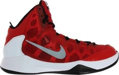 1ddee6bb4d7 NIKE ZOOM WITHOUT A DOUBT Basketball MENS University Red 749432 601 NEW   Nike  Basketball