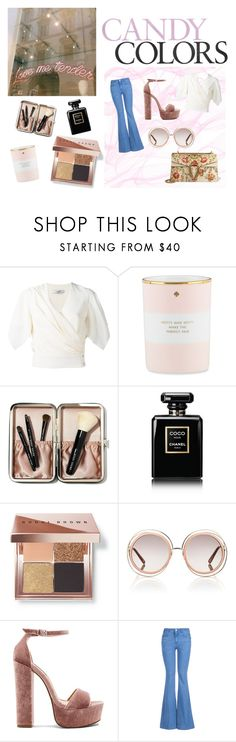 """Modern Day 70s eras"" by aurora-aka on Polyvore featuring Lanvin, Kate Spade, Bobbi Brown Cosmetics, Chanel, Gucci, Chloé, Steve Madden, STELLA McCARTNEY and modern"