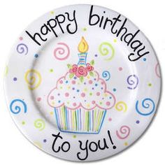 Done DIY birthday plate ideas. Sharpie Projects, Sharpie Crafts, Sharpie Art, Craft Projects, Sharpies, Sharpie Doodles, Birthday Plate, Diy Birthday, Cupcake Birthday