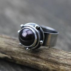 Thin Diamond Wedding Band, Silver Rings With Stones, Ring Set, Pearl Ring, Black Rings, Sterling Silver Jewelry, Gold Jewelry, Diamond Jewelry, Jewellery Box