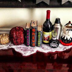 Halloween, Fall, Decorations