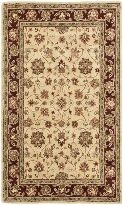 Heritage 965A Collection of Traditional Floral Design Area Rug