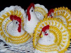 Handmade by Ecola - Wielkanocne kurki