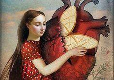 Suele decirse que siempre aparece un amor tan fuerte en la vida, que nos destrozará y hará que luego amemos en pedazos. No hay que ser tan dramáticos, une tus trozos de nuevo, uno a uno y sin perder ninguno para amar de nuevo con optimismo empezando siempre por ti mismo