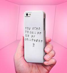 Case para celular Hotline da Not Ordinary. Para comprar na Colab55 ou Society6;