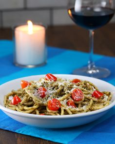 Use gf pasta and this sounds fabulous!