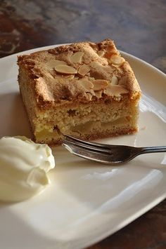 Mary Berry's Devonshire Apple Cake – What's in Season British Baking Show Recipes, British Bake Off Recipes, Apple Cake Recipes, Baking Recipes, Apple Cakes, Mary Berry Cake Recipes, Marry Berry Recipes, Cookie Recipes, Loaf Recipes