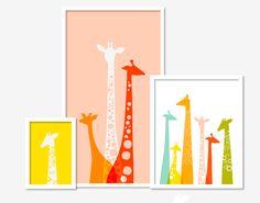 Jeanie & Jewell: More Giraffes