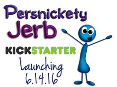 Persnickety Jerb is a new children's book about a particular little goob who is trying to find a best friend but no one seems to match his rather long list. Follow us on FB or IG to find out more info!!