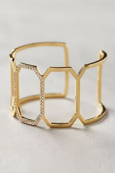 Elizabeth and James Mediterranean Cuff - anthropologie.com #anthrofave
