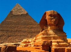 Egypt! Pyramids and Sphinx