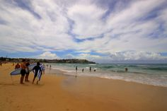 Coastal Walk fra Bondi til Coogee Beach