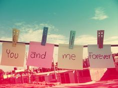 You and me Forever ♥