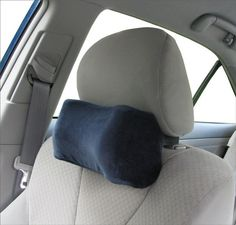 Protect your neck with TravelMate's Memory Foam Neck Pillow.