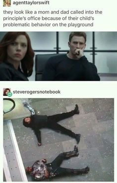 Marvel, funny, and Avengers image