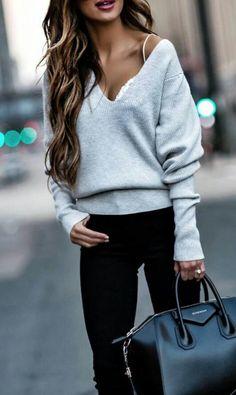 c0b50037b6d58 Winter Outfit Ideas · Pinterest: kjerstynjordheim Daily Fashion, Love  Fashion, Fashion Outfits, Womens Fashion, Fashion