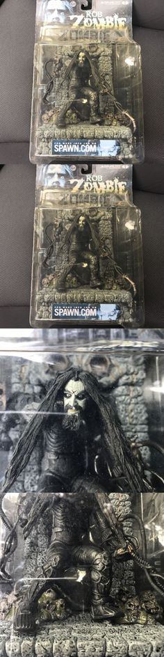 Music 175691: 2000 Mcfarlane Rob Zombie Super Stage Action Figure Nip! Shelf Wear! -> BUY IT NOW ONLY: $30 on eBay!
