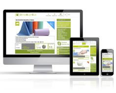 Dental Buyer Club for dental professionals. Full responsive website, e-commerce for buying group, customized vanilla forum