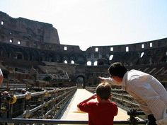 Rome would be an amazing destination with kids.