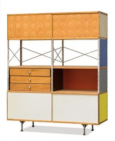 Eames Storage Unit 1952