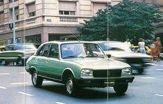 Peugeot 504 GRD (1984)