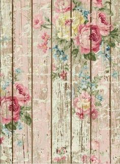 Best 12 Rice Paper for Decoupage Decopatch Scrapbook Craft Sheet Vintage Fence & Roses in Crafts, Multi-Purpose Craft Supplies, Crafting Paper Decoupage Vintage, Vintage Diy, Vintage Paper, Shabby Vintage, Shabby Chic Paper, Shabby Chic Painting, Shabby Chic Flowers, Shabby Chic Garden, Romantic Shabby Chic