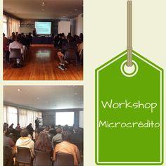 Mais um evento na ANJE, desta vez um workshop sobre o microcrédito do Novo Banco. Verifica aqui o evento: http://bit.ly/workshopmicrocredito