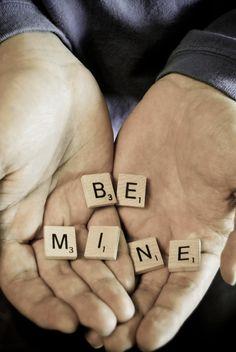 Be Mine! haha