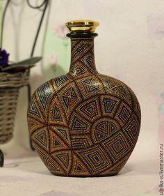 Купить Бутылка Перу в интернет магазине на Ярмарке Мастеров