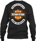 Discover Vietnam Veteran Kaos from VIETNAM VETERAN , a custom product made just for you by Teespring. With world-class production and customer support, your satisfaction is guaranteed.