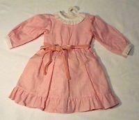 Käthe Kruse Puppenkleidung Mädchen Kleid Größe 47 - wie neu