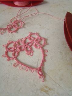 tatted heart - pattern avail to download