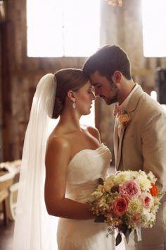 Beautiful wedding couple  ee photography