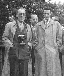 Radiestesistas  Willian e Felix Servrans