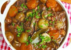 I've got a moose stew I usually throw together in the winter for a party. I get it going on the stove, and when it's done I set it on the fireplace with a ladle and some bowls laying around for people to tie into it whenever they feel like it.