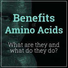 amino acids benefits - http://factbasehealth.com/15298/amino-acids-benifits-do/