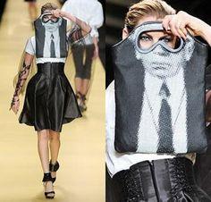 Karl Lagerfeld Shopping Bag so Elsa Schiaparelli, Plastic Bag Design, Shopping Bag Design, Shopping Bags, Creative Bag, Promotional Bags, Non Woven Bags, Sacs Design, Behance