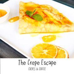 Crepe Suzette! We love Orange