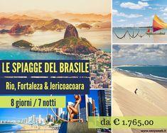 Il Brasile che piace ai viaggiatori EASYWEEK.IT