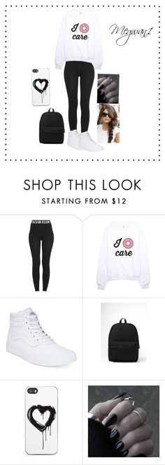 """Untitled #14"" by megwan1 on Polyvore featuring Calvin Klein, Vans and Zero Gravity"