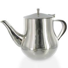 Stainless Steel Teapot - Savoy - 47oz